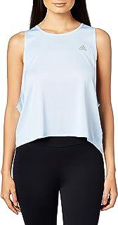 قمصان علوية نسائية بدون أكمام OTR من أديداس
