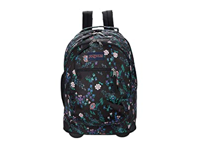 JanSport Driver 8 (Enchanted Garden) Backpack Bags