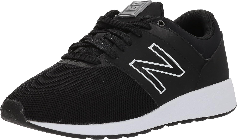 New New New Balance Mens MRL24 skor, 11.5 Förenade kungarikets brödd D, svart  Steel  till försäljning online