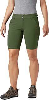 Columbia Women's Saturday Trail Long Shorts, 22Wx10, Pond