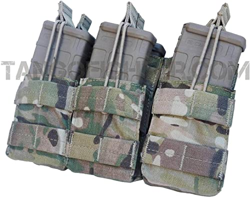 CONDOR MULTIPURPOSE T/&T ARMY POUCH MAP PISTOL CASE MOLLE SYSTEM AIRSOFT MULTICAM