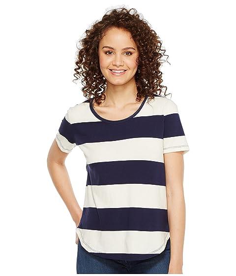 marino camiseta cruzada espalda con azul Splendid SwXqpOpZ