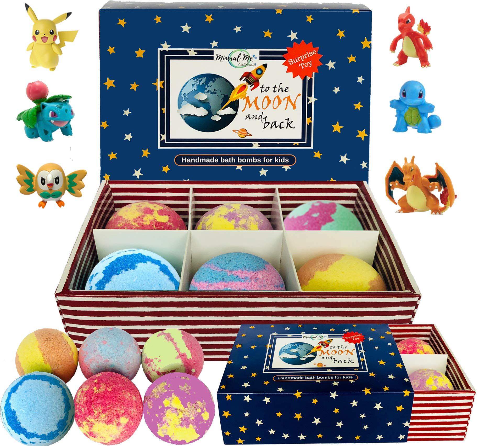 Kids Bath Bombs Toys Inside