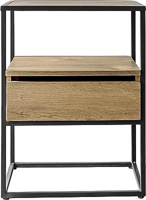 Frank Hudson Balham Side Table, Oak, 450 x 400 x 600mm