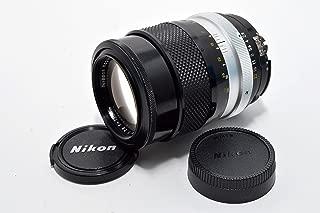 NIKON NIKKOR-Q AUTO 135mm F2.8 MF Lens(S/N:207087)#52987