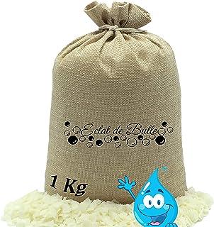 Éclat de Bulle® Copeaux de Savon de Marseille 1 kg SANS HUILE DE PALME.Fabriquer Sa Lessive Pas Cher,Son Savon Liquide Mai...