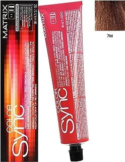 Matrix – 7 m Colo Colo Rsync Hair Rsync Hair Dye 7 M – 84 ml