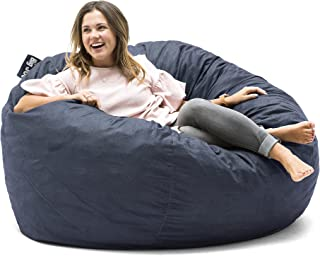 Enjoyable Best Large Bean Bag Cushion Of 2019 Top Rated Reviewed Caraccident5 Cool Chair Designs And Ideas Caraccident5Info