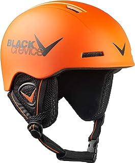 Navy//White Black Crevice Casque de Ski Adulte Arlberg avec 2 visi/ères M//L Blanc 58-61 cm
