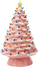 "Mr. Christmas Nostalgic Tree 18""-Pink Christmas Décor, inch"