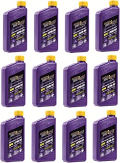 Royal Purple Racing 51 (20W50) - (Case 12 Bottles) BUY IN A CASE AND SAVE