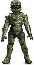 Master Chief Ultra Prestige Halo Microsoft Costume, Large/10-12