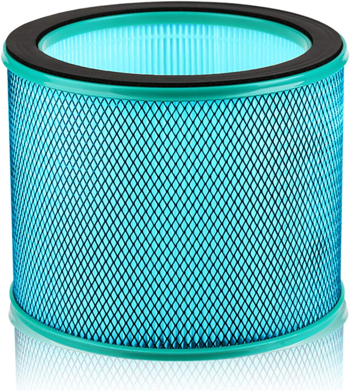 U ULTTY purificador de aire HEPA de repuesto purificador de aire y ventilador de escritorio