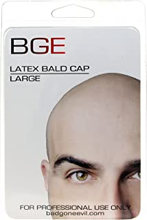 BGE Bald Cap Large Flesh Tone