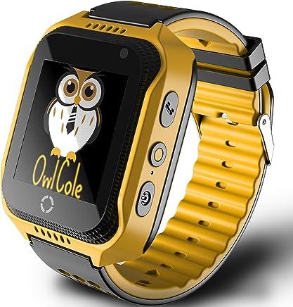 Smart Watch Kids GPS Tracker Best Phone Watch Birthday...