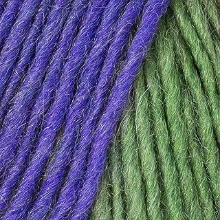 Crystal Palace Mini Mochi Yarn 103 Violets Rainbow