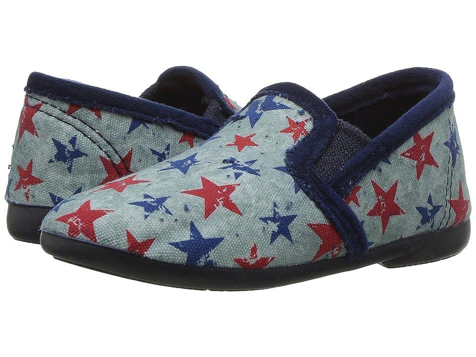 Cienta Kids Shoes 117040 (Toddler/Little Kid/Big Kid) (Grey Stars) Kid