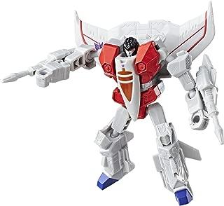 Transformers Authentics Decepticon Starscream Action Figure, 4 Inches