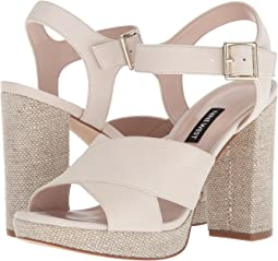 Nine West Jimar Platform Block Heel Sandal