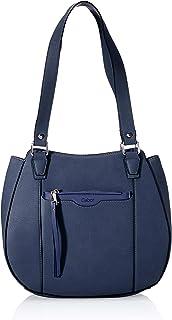 Gabor Inna, Hobo Bag Femme, Bleu, L