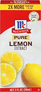 McCormick Pure Lemon Extract, 2 fl oz