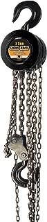Black Bull CHOI1 1 Ton Capacity 8' Chain Hoist