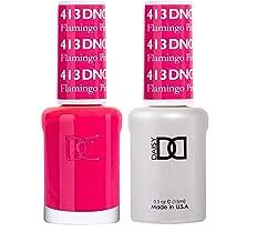 DND Gel Set (DND 413 Flamingo Pink)