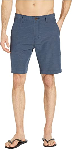 Fin Rope 4-Way Stretch Hybrid Walkshorts 20""