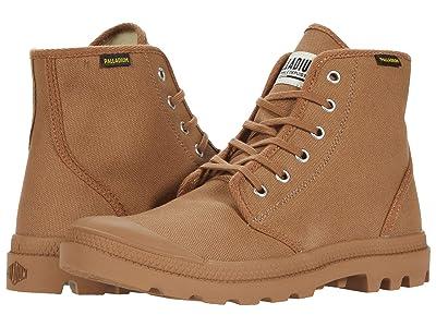 Palladium Pampa Hi Originale (Brown) Lace-up Boots