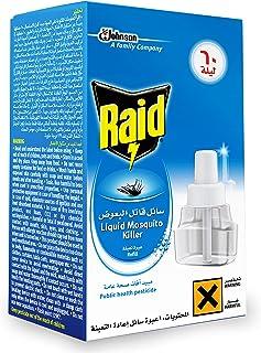 Raid Liquid Mosquito Killer Refill, 12 Units - Pack of 1