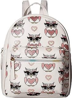 OMG! Accessories Women's Hooty Owl Printed Backpack