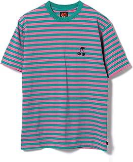 (レイビームス)Ray BEAMS/Tシャツ am/CHERRY ストライプ Tシャツ レディース