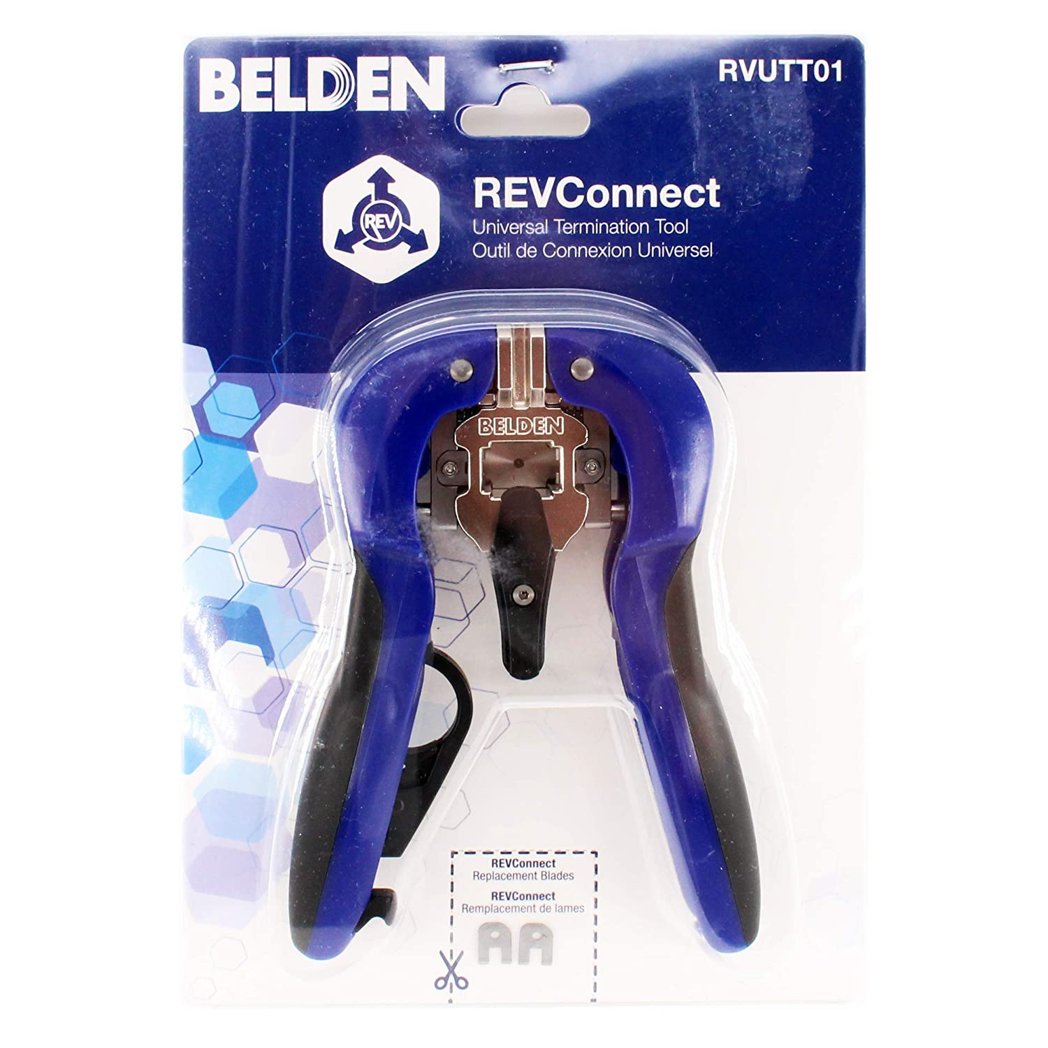 Belden RVUTT01 REVConnect Universal Jack Plug Termination Cheap bargain Tool Special Campaign