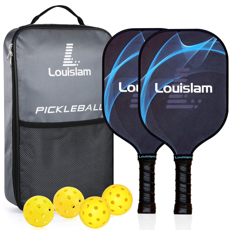 Louislam Pickleball Paddles Graphite Pickleball Paddle -4XJK
