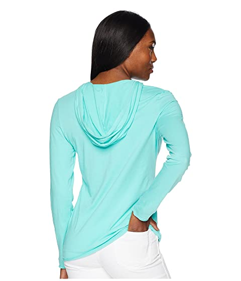 capucha Good con Cool Life Love is Aqua Camiseta lisa Sun nUw0vPaq