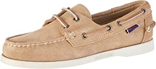 Sebago Men's Docksides Portland Suede Boat Shoes