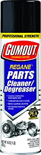 Gumout 540001 Regane Parts Cleaner and Degreaser, 16 oz
