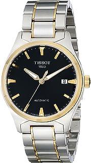 Tissot - T0604072205100 - Reloj analógico de caballero automático con correa de acero inoxidable plateada