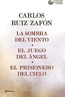 La Sombra del Viento + El Juego del Ángel + El Prisionero del Cielo (pack) (Autores Españoles e Iberoamericanos)