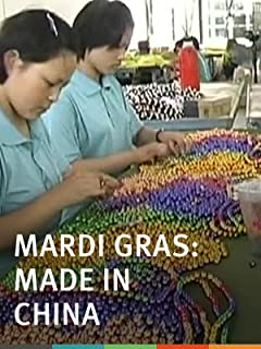 mardi gras china