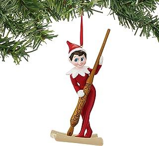 Department 56 Elf on the Shelf Santa's Pen Ornament