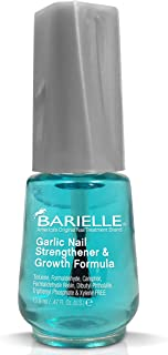 Barielle Garlic Nail Strengthener and Growth Dual Function Nail Lacquer