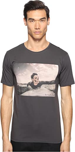 The Kooples - Sport Surfing Skeleton T-Shirt