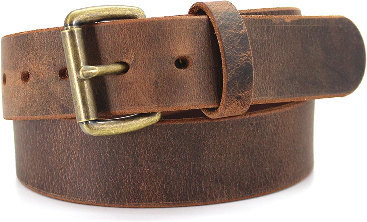 Daltech Force Brown Distressed Max 46% OFF American Smooth All stores are sold - Casual Bison Be