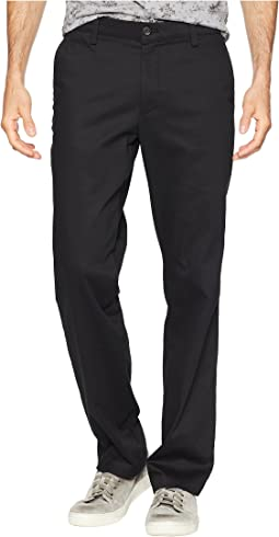 Straight Fit Easy Flex Khaki Pant