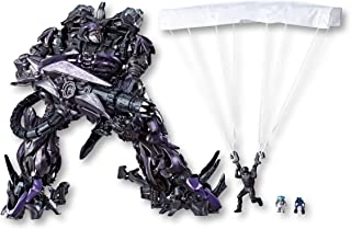 """Transformers Toys Studio Series 56 Leader Class Dark of The Moon Shockwave Action Figure - Kids Ages 8 & Up, 8.5"""""""