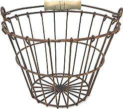 Wire Egg Basket 6