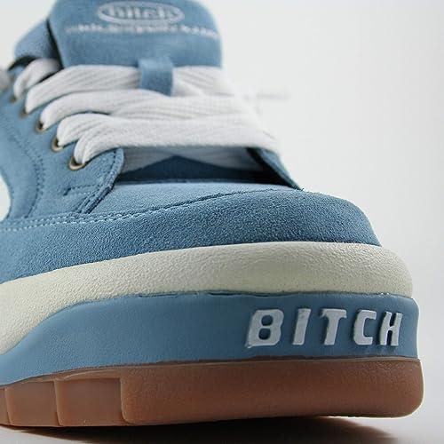Blue Gucci Shoes [Explicit]