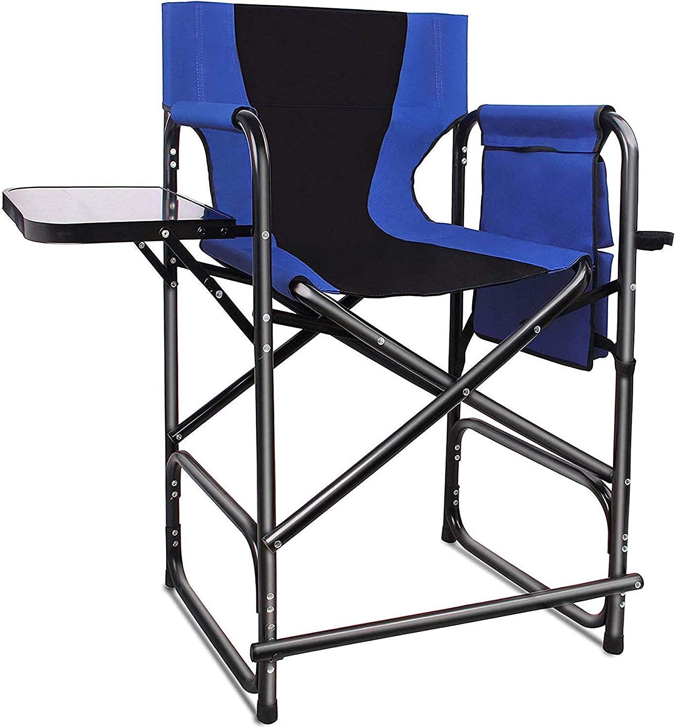 Tall Directors Fort Translated Worth Mall Chair Foldable Bar Campi Height Folding Portable