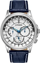 Citizen Men's Eco-Drive Calendrier Watch